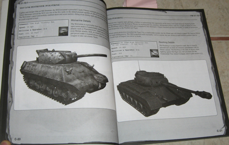 According to this guide, M-10s are vulnerable to flamers because they have open turrets