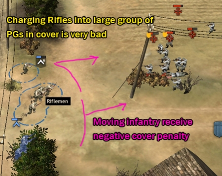 Fix bayonets! Chaaaarrrrrrrrrge!