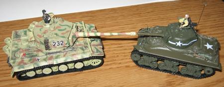 model   Rifles Ready!