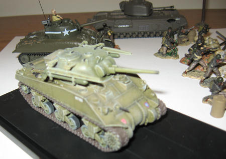 Sherman variants | Rifles Ready!