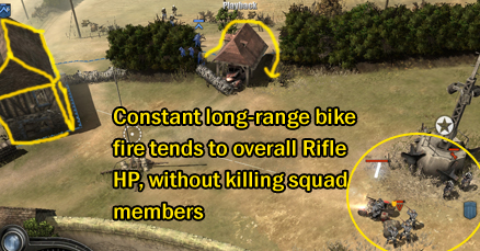 Tier 1 Wehr forces can do a lot of damage at range.