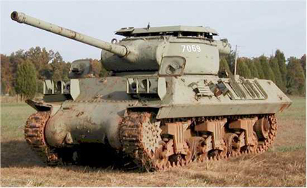 The M36 Jackson, the lone American tank destroyer able to kill Tigers at range